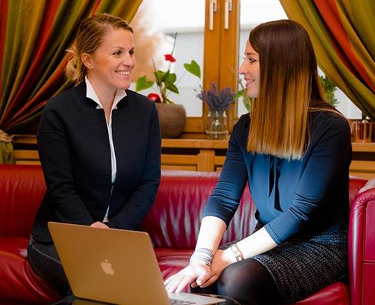 Medienarbeit - Media Relations Theresa Grillitsch und Lisa Grillitsch